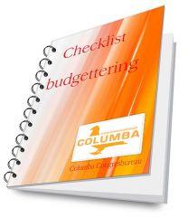 checklist budgetteren